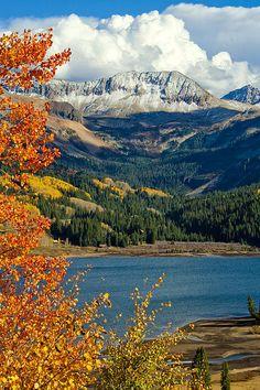 Trout Lake, Telluride, Colorado by Rick Wicker