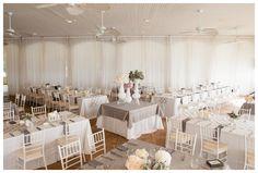 Romantic Wedding Reception Ideas from Melissa Robotti Photography