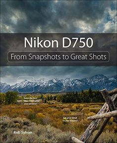 Nikon D750: From Snapshots to Great Shots – Camera Secret