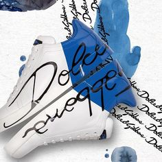 Start summer on the right foot with the new #DGSneakers #DGMen via DOLCE & GABBANA OFFICIAL INSTAGRAM - Celebrity Fashion Haute Couture Advertising Culture Beauty Editorial Photography Magazine Covers Supermodels Runway Models