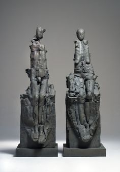 1980s - Stephen De Staebler art, plastic arts, visual arts, art, sculptures, paintings