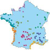 Familiecamping Frankrijk - Flowercampings, altijd een kleine, menselijke familiecamping in Frankrijk