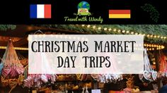 Christmas market day trips
