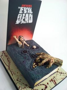 Oh hell yes! Happy birthday to me! The detail in the cake is amazing.