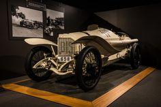 The Revs Institute | 1914 Mercedes Grand Prix Car