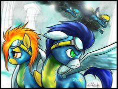 Soarin' and Spitfire