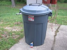 rain water barrel, for when i finally own a house.