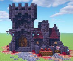 Cute Minecraft Houses, Minecraft City Buildings, Minecraft Banners, Minecraft Plans, Minecraft Houses Blueprints, Amazing Minecraft, Minecraft Decorations, Minecraft House Designs, Minecraft Survival