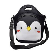 MOT Global Penguin Insulated Neoprene Lunch Bag - BestProducts.com
