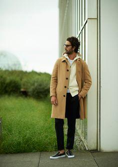 大人も着れる!絶妙な「ゆるさ」を体現するコート専業ブランド