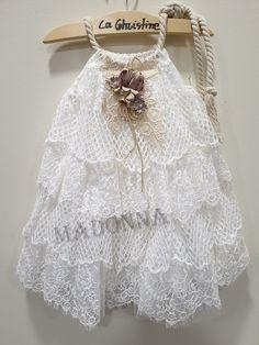 19K161 Dresses Kids Girl, Little Dresses, Chabby Chic, Kids Girls, Baby Girls, Baby Boutique, Dress Patterns, Tank Tops, Sewing