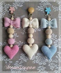 Corazón de Crochet | Otakulandia.es