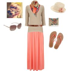 Pentecostal outfits, created by alexispuckett on Polyvore