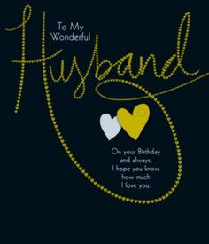 happy birthday husband romantic - Google Search