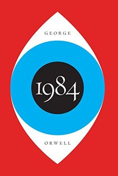 Binding: Hardcover pages)Publisher: Houghton Mifflin Harcourt (April George Orwell, 9781328869333 Books To Read Before You Die, Books Everyone Should Read, Best Books To Read, Good Books, My Books, Amazing Books, Free Books, Classics To Read, Nineteen Eighty Four