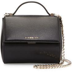 1856a72c57d0 Givenchy Pandora Box Mini Palma Crossbody Bag (7
