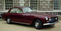Bristol 410 - the car of inspector Lynley mysteries.