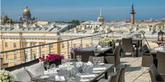 San Petersburgo, un mercado hotelero en alza por la inversión extranjera