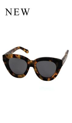 Karen Walker is a G when it comes to eyewear!!! Anytime Crazy Tortoise