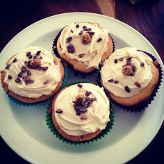Gluten free cup cakes.....