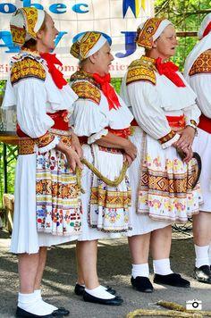 Zliechov, Slovakia Folk Costume, Costumes, My Roots, Bratislava, Czech Republic, Prague, Harajuku, Europe, Culture