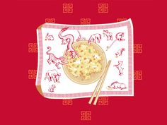 Year of the Place Mat for $11 - $14