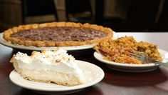 The Ranch House Café in Canyon serves heavenly, homemade pies!