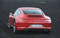 Officially Official: The New Porsche 911 Carrera - Information and Picture Thread! - Teamspeed.com