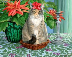 Persis Clayton Weirs / Love of Cats / December 2015