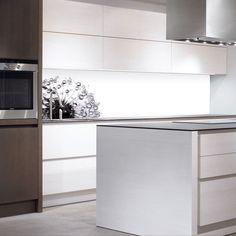 bildergebnis f r glasr ckwand k che bilder innenausstattung u farben pinterest. Black Bedroom Furniture Sets. Home Design Ideas