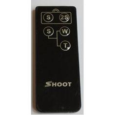 Wireless Shutter Release Remote for Canon EOS, Rebel