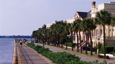 LOVE Charleston,SC! Never did enjoy any hotel stays there alone or with anyone else!!NEVER.