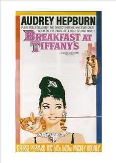 Gotta love 'our' Audrey Hepburn! Movie Poster on Etsy.
