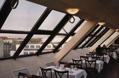 Stunning rstaurant...beautiful work, MM Timbr Windows!