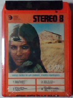 Rosanna Fratello - ...Sono Nata In Un Paese Molto Lontano... (8-Track Cartridge, Album) at Discogs