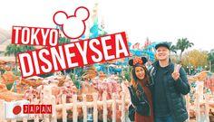 TOKYO DISNEYSEA!!!   Japan Vlog Day 8