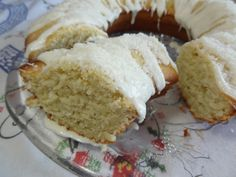 Pineapple Sumol and Coconut Pound cake  recipe from Tia Maria's Blog   http://portuguesediner.com/tiamaria/pineapple-sumol-coconut-poundcake/