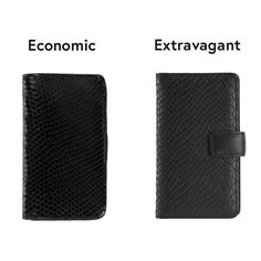 Stay nimble with a phone case that can house essentials like your drivers license, cash and business cards.
