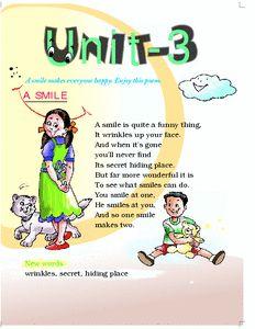 NCERT/CBSE class 2 English book Marigold | English book ...