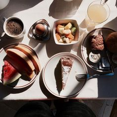 """Italian Routine...#breakfast #morning #sardinia #italy #travel"" Photo taken by @bakchic_thelabel on Instagram"