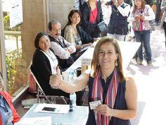 El PAN actuó como debía en el caso Padrés: Margarita Zavala