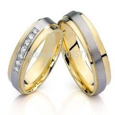 [ $19 OFF ] Affordable Europe Style Cz Engagement Couples Wedding Rings Sets Jewelry Anel De Casamento