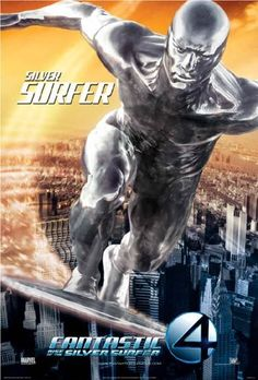 Fantastic Four: Rise of the Silver Surfer Movie Poster Gallery - IMP Awards