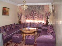 A Moroccan Living Room!!