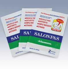 Salonpas Patch
