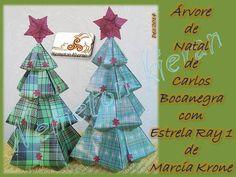 Origami, Holiday Decor, Crafts, Home Decor, Xmas, Star, Manualidades, Decoration Home, Room Decor