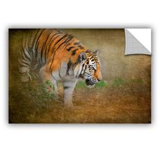 On The Prowl by David Kyle Art Appeelz Removable Wall Mural