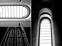 Marin County Civic Center by Frank Lloyd Wright