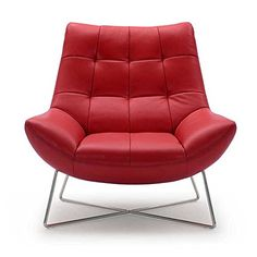 Medici Tufted Leather Modern Accent Chair - Red Zuri Furniture http://www.amazon.com/dp/B00DZCBJAA/ref=cm_sw_r_pi_dp_Tls.wb1EZNNJS
