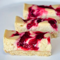 ONLY 135 CALORIES EACH - No need to bake an entire raspberry swirl cheesecake, enjoy perfectly portion controlled servings of this luscious dessert.